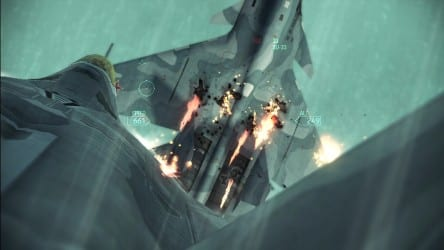 Ace Combat Assault Horizon 123 Ace Combat Assault Horizon Flies To Retail