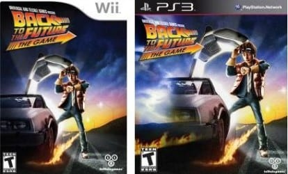 Back to the Future The Game Back to the Future: The Game Arrives on Wii, PS3