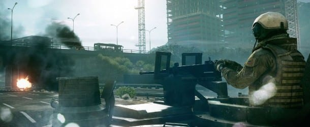 Batt Battlefield 3 Multiplayer Trailer = Thank You Dice