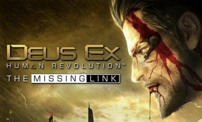 Deus Ex Missing Link Deus Ex DLC Teaser Video