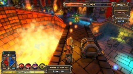 Dungeon Defenders Dungeon Defenders Released; Dev Diary Within