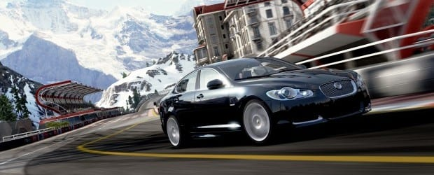 FM4 2010 Jaguar XFR Six games that will demand your attention this October