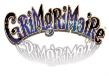 GrimGrimoire Logo GrimGrimoire Opens On PSN