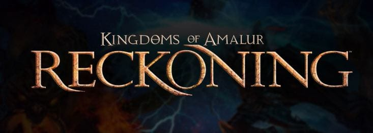 Kingdoms of Amalur Reckoning Kingdoms of Amalur: Reckoning Screenshots