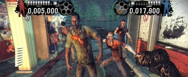 Overkill House of the Dead Carnival Zombie Bashing Time