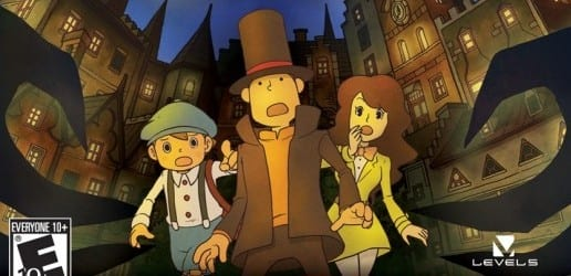 Prof Layton i 30599 Professor Layton and the Last Specter Available Today