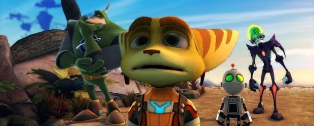 Ratchet and Clank All 4 One 2 Six games that will demand your attention this October