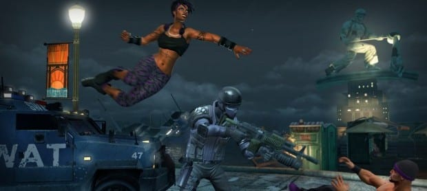 SR3 BlindsidedByTheRiver v2 Three is the magic number: Saints Row The Third preview