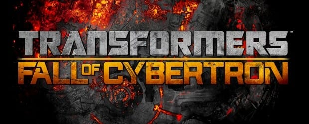 Transformers Fall of Cybertron Logo Image Transformers: Fall of Cybertron Epic Trailer