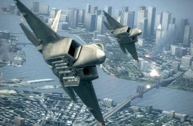 aa The Ace Combat Assault Horizon Demo Is A Popular One