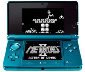 22 3DSMetroid2 Metroid II Comes to 3DS Virtual Console