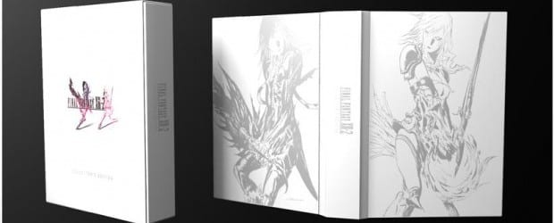 Excerpt Final Fantasy XIII 2 Gets Collectors Edition, Retailer Preorder Bonuses