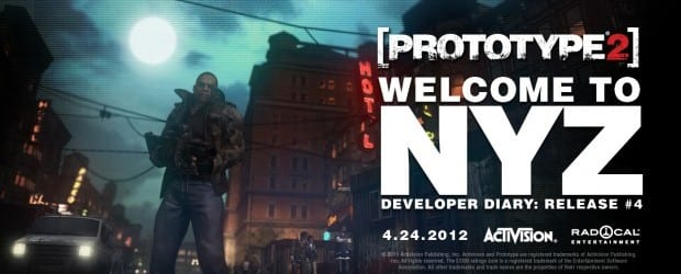 NYZ New Prototype 2 Developer Diary