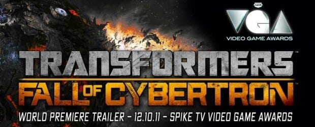 TFFoC Transformers: Fall of Cybertron Premieres at VGA
