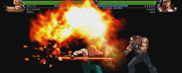kofxiii screens neomax 01 King of Fighters Console Combo Video