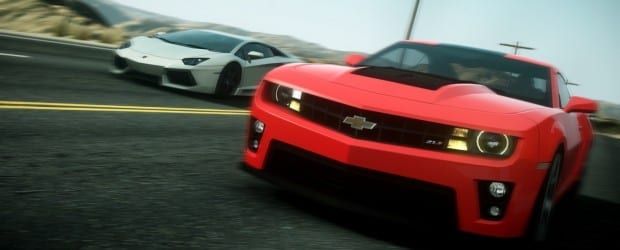 limitededition lamaventador chezl1 racing2 Need for Speed The Run Single Player Preview