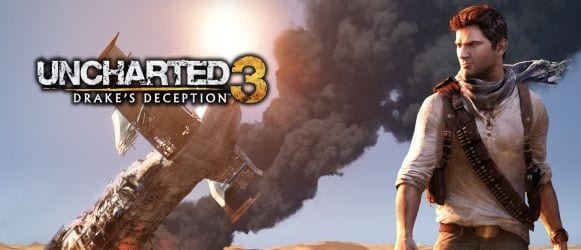 uncharted 3 wallpaper Uncharted 3    One Hell of a Ride