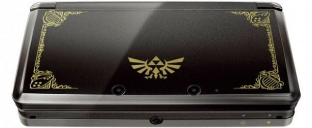zelda3ds Zelda 3DS Bundle Launches This Thanksgiving
