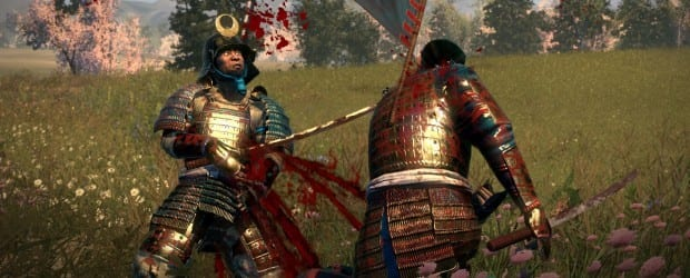 24756TWS2 Blood pack DLC 01 Total War: Shogun Gets Two DLC Packs