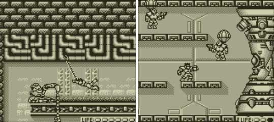 Bionic Commando Bionic Commando, VVVVVV Swing Onto 3DS