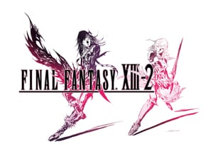 FFlogo Final Fantasy XIII 2 Characters Video