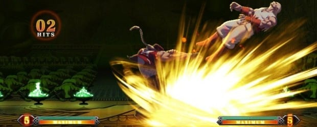 The King of Fighters XIII Atlus Pledges Netcode Fixes for King of Fighters XIII