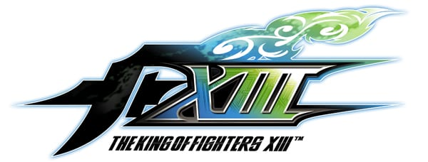 kofxiii logo 600 New King of Fighters XIII Patch and DLC Details Released