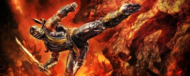 Mortal Kombat Mortal Kombat Announced for PlayStation Vita