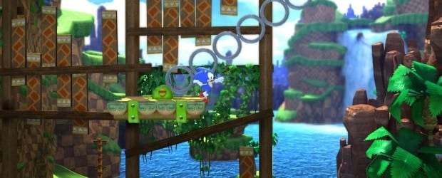 Sonic Generations Screenshots 2 Sonic Generations Xbox 360 Review