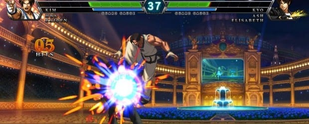 kofxiii screens 01 New King of Fighters XIII Tutorial Video