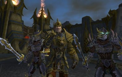 3 EverQuest II HONVAR Dragon Preview