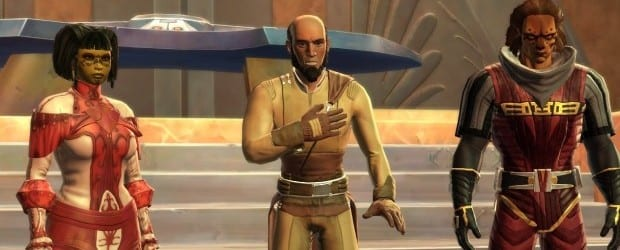 Council Tales From The Backlog: Early Impressions of The Old Republic