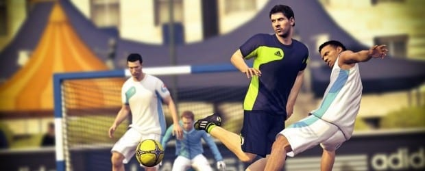FIFA Street Explore The New Game Types In FIFA Street