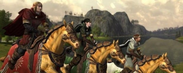Lord of the Rings Online Lord of the Rings Online Goes Mithril