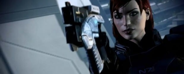 Mass Effect 3 Commander Shepard Reinstated in New Mass Effect 3 Trailer