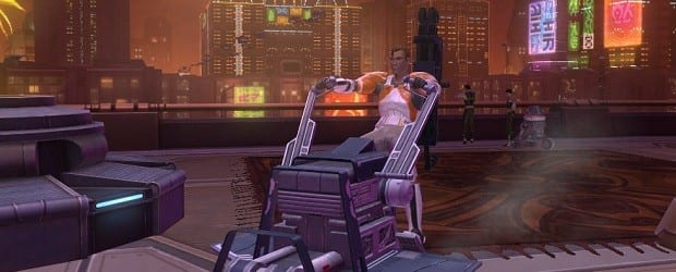 Mount Tales From The Backlog: Early Impressions of The Old Republic