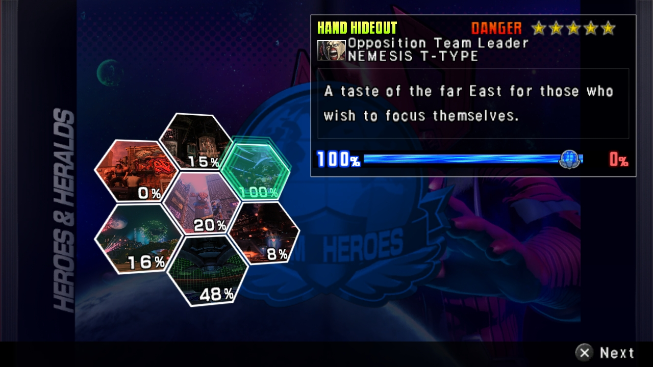 Ultimate Marvel Vs Capcom Vita 10