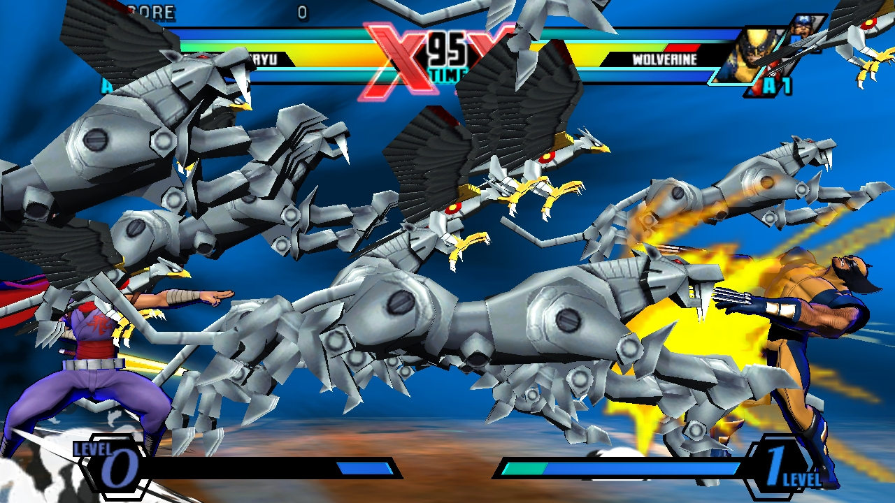 Ultimate Marvel Vs Capcom Vita 18
