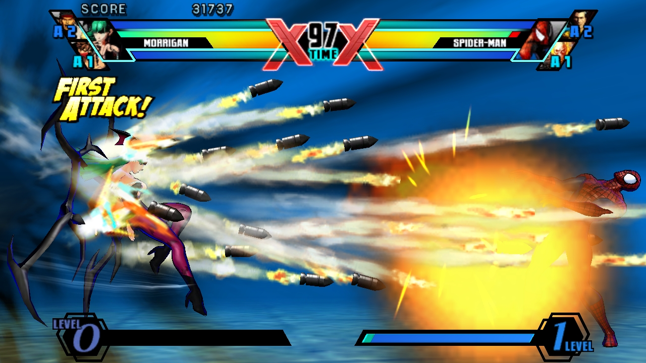 Ultimate Marvel Vs Capcom Vita 24