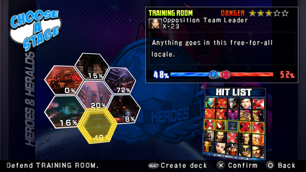 Ultimate Marvel Vs Capcom Vita 29