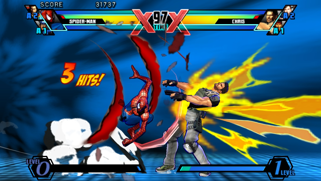 Ultimate Marvel Vs Capcom Vita 30