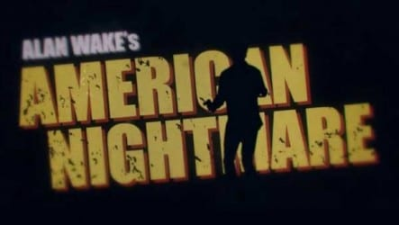 american nightmare Review: Alan Wakes American Nightmare