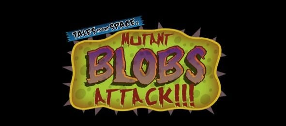 blob Mutant Blobs Attack on PS Vita