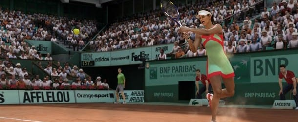 screen1 large EA Sports Returns to the Tennis World With Grand Slam Tennis 2