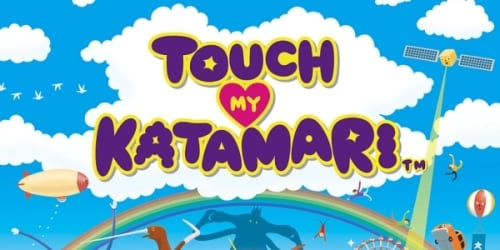 touch my katamarijpg Namco wants you to touch their Katamari and Shinobido