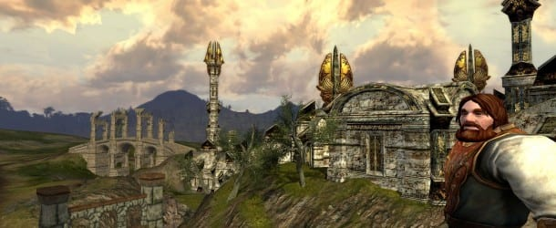 u6 regions parth celebrant 02 LotRO Update 6 New Area Spotlight