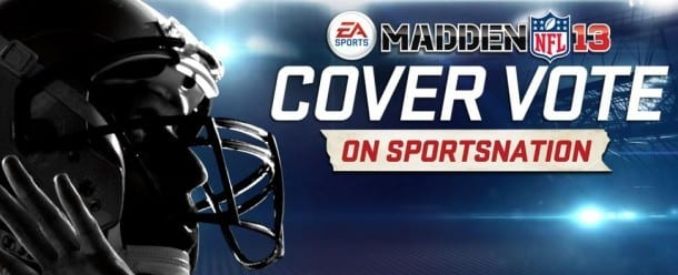 03072012 M13 Vote Marquee 972 Time to Vote For The Next Madden Cover