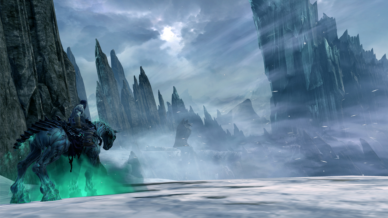 Darksiders II - Preview - Despair