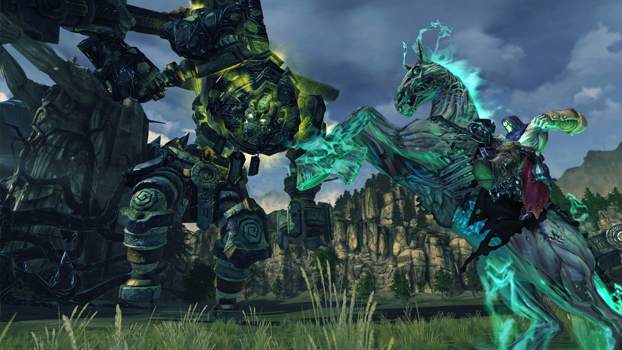 Darksiders II - Preview - Guardian
