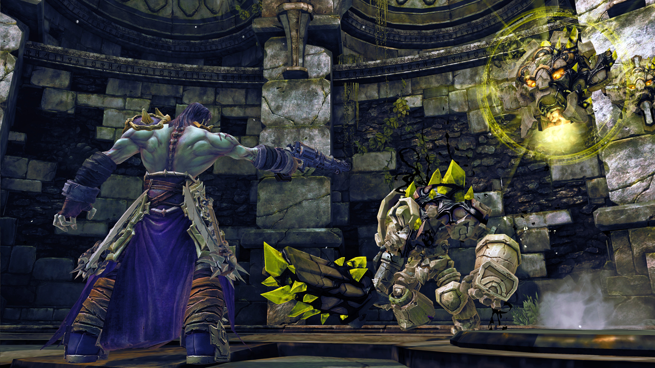 Darksiders II - Preview - Lockedandloaded